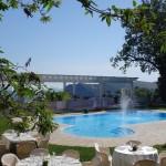 Green Park: la piscina e zampilli